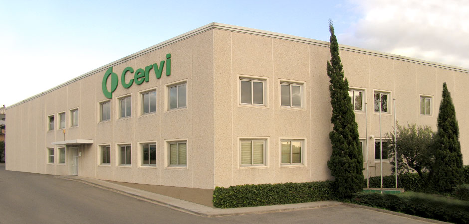 <p>Cervi headquarters, offices and warehouse</p>